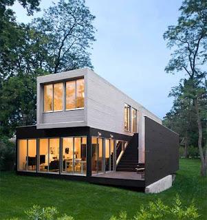 foto rumah minimalis 2 lantai on Inilah Model Rumah Minimalis