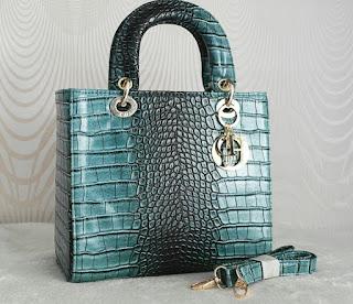 Tas KW Lady Dior Croco Semi Premium 310TM Jakarta