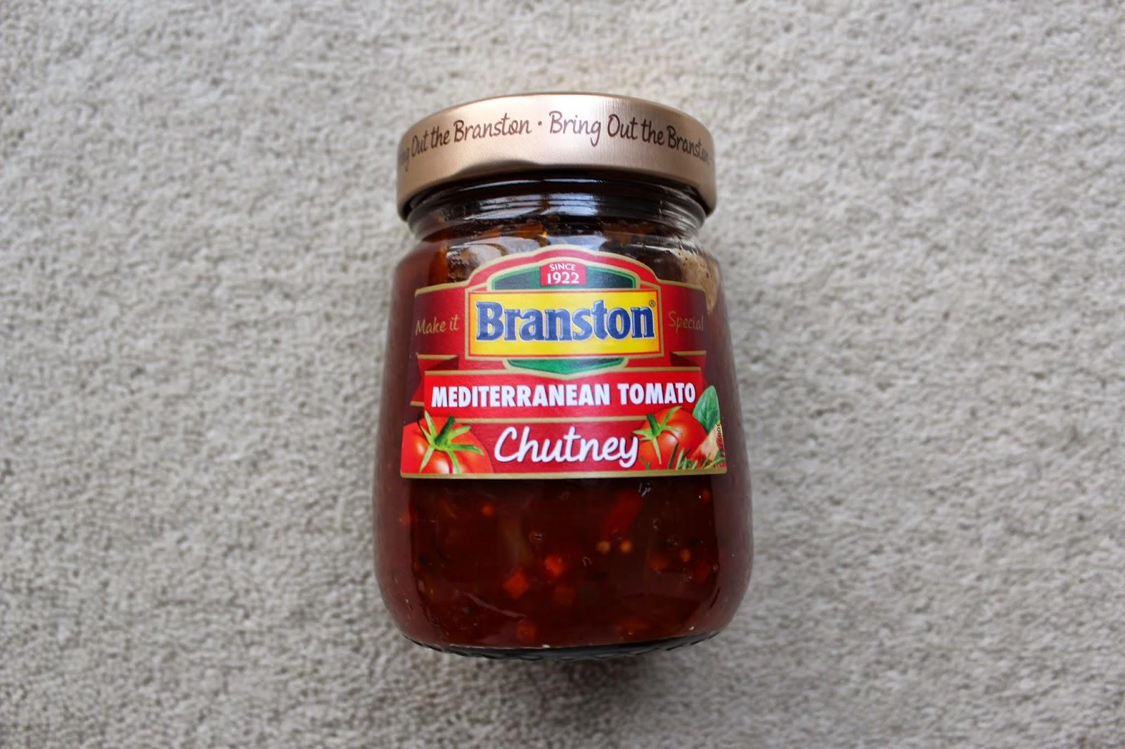 Branston-chutney