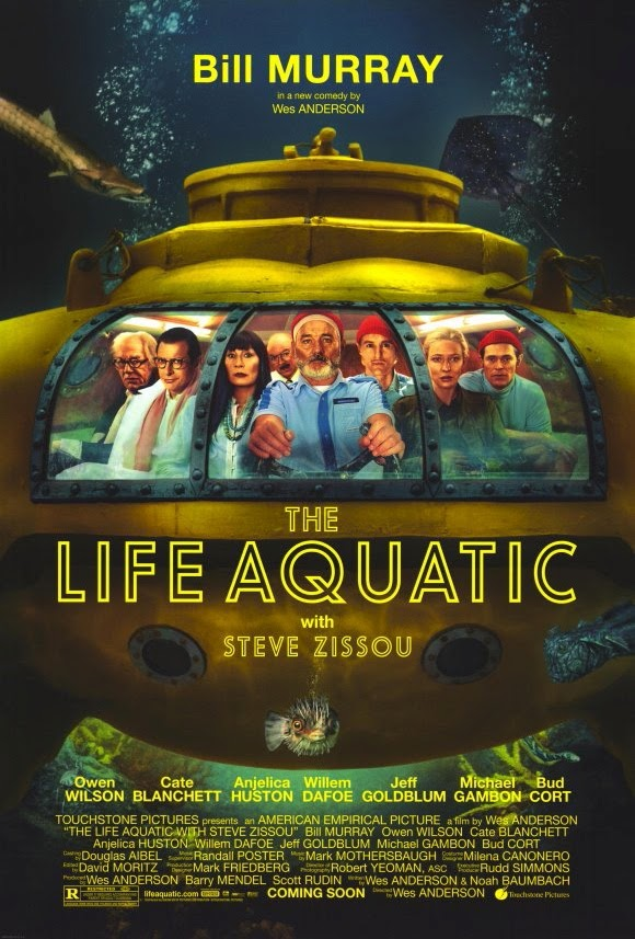 cinematic catharsis the once over twice the life aquatic