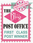 Featured at The Blog Post Office