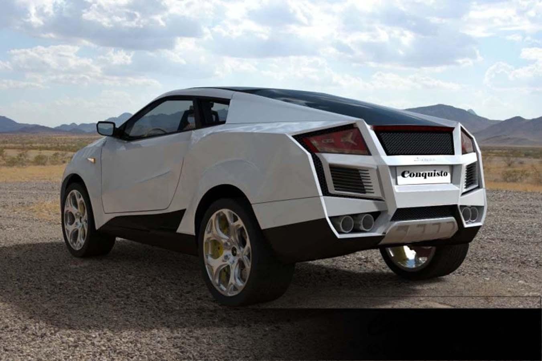 Upcoming 2017 Lamborghini Urus