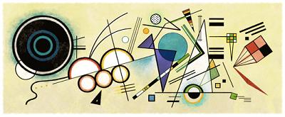 Pelukis abstrak Wassily Kandinsky