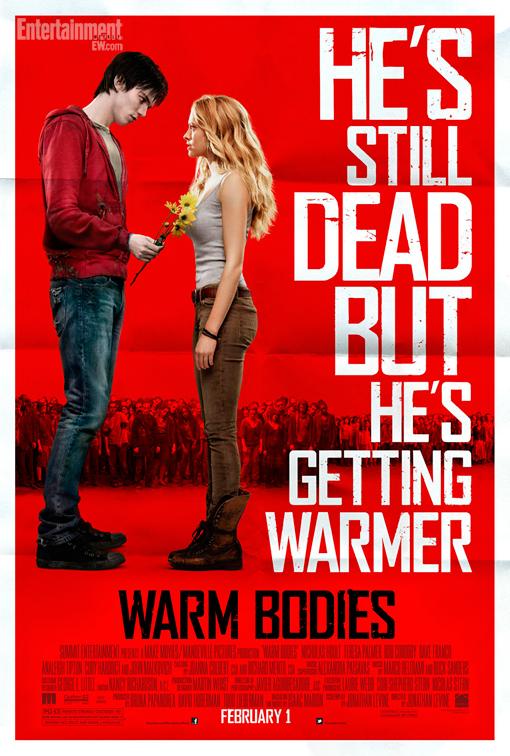 Tình Yêu Zoombie - Warmer Bodies