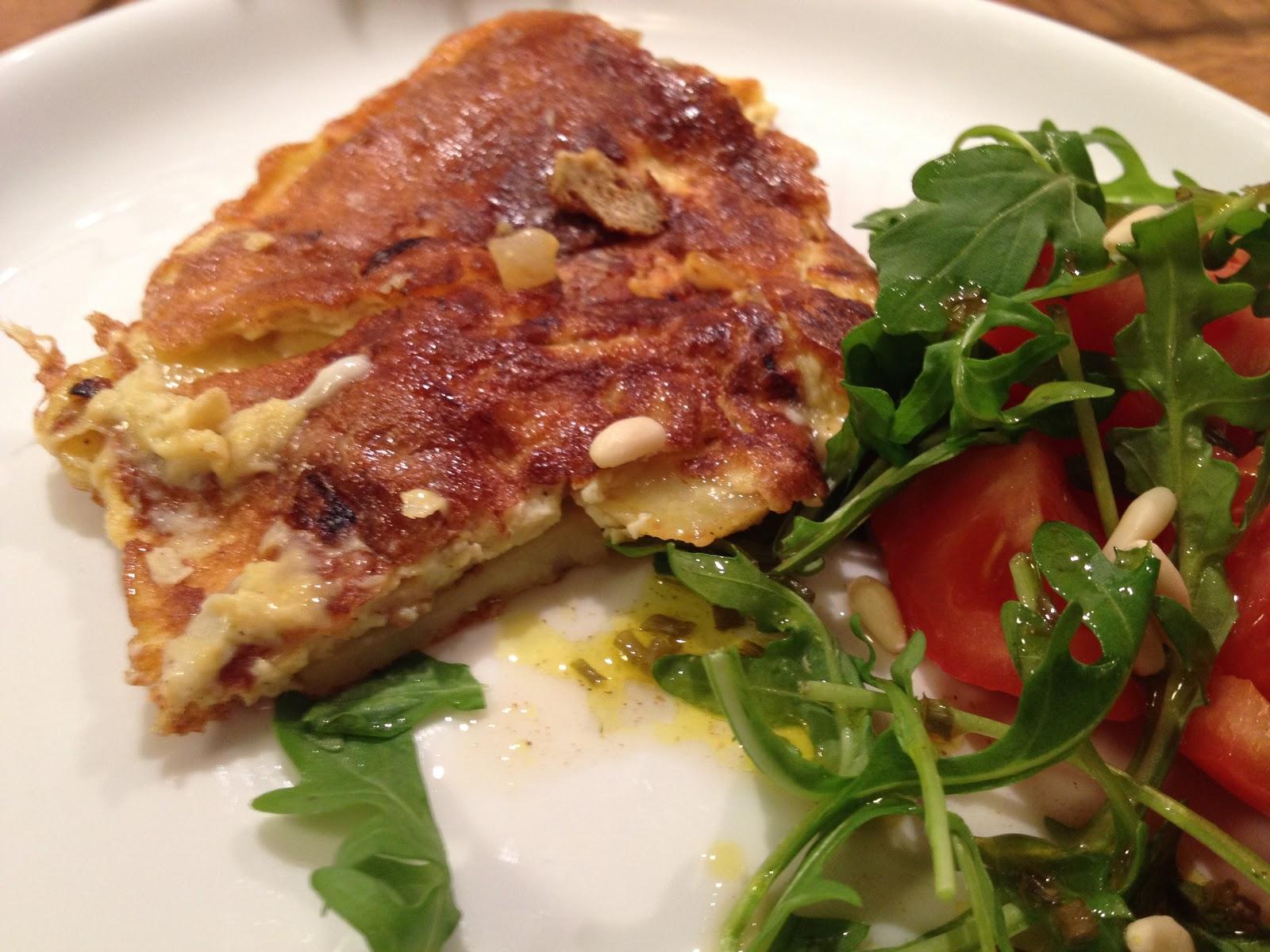 how to make omelet gordon