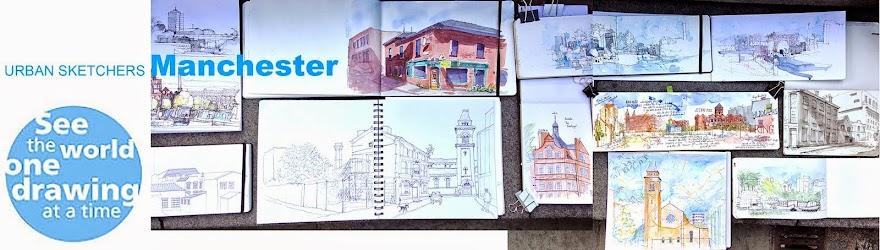 Urban Sketchers Manchester