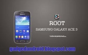 Tutorial Root dan Pasang CWM Samsung ACE 3