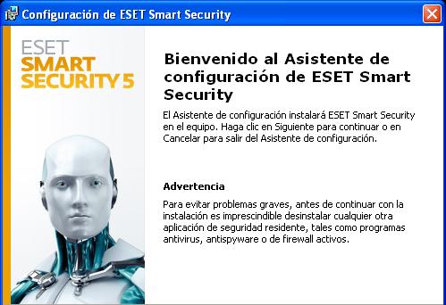 ESET Smart Security V5 2 9 12 Espa Ol Final Protecci N Para Usted Y