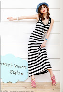 LONG DRESS WZ 2317 BLACK