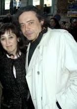 Junto a Elena C. Baeza