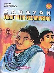 toko buku rahma: buku KABAYAN JURU TULIS KECIMPRING, pengarang chanel, penerbit taufik