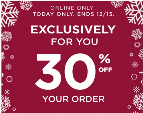 Old Navy 30% Off Entire Purchase + 40% Off One-Item Promo Code