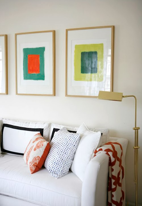 COCOCOZY: LIVING ROOM DECOR - 3 WAYS TO USE A THROW BLANKET