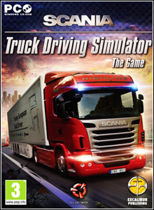 Download Jogo Scania Truck Driving Simulator PC Completo + Crack 2012