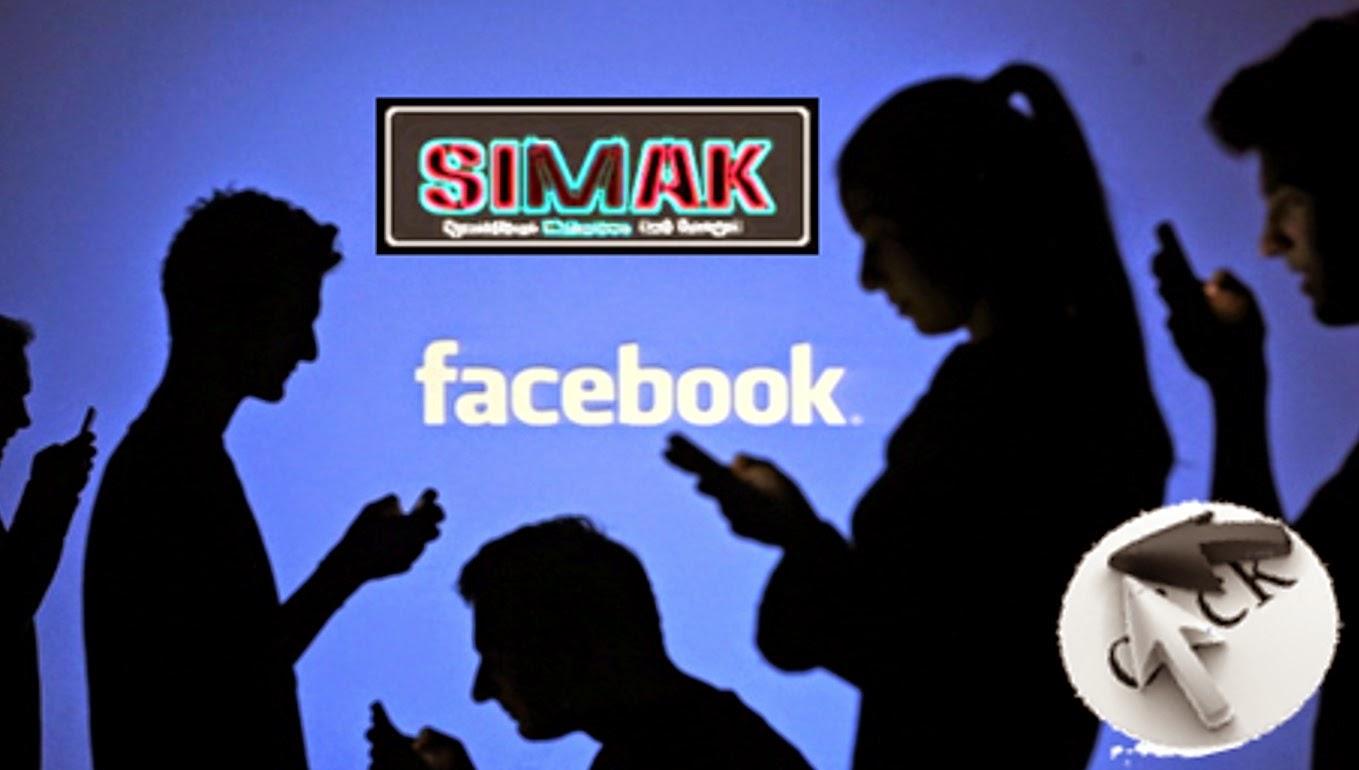 Facebook SIMAK klik