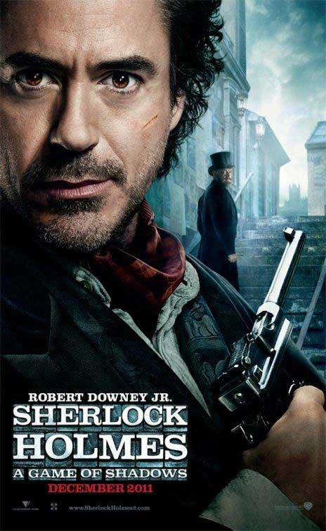 Sherlock Holmes 2: Juego de Sombras Online