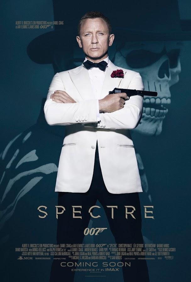 ตัวอย่างหนังใหม่ - 007 : Spectre (องค์กรลับดับพยัคฆ์ร้าย) ซับไทย  poster3