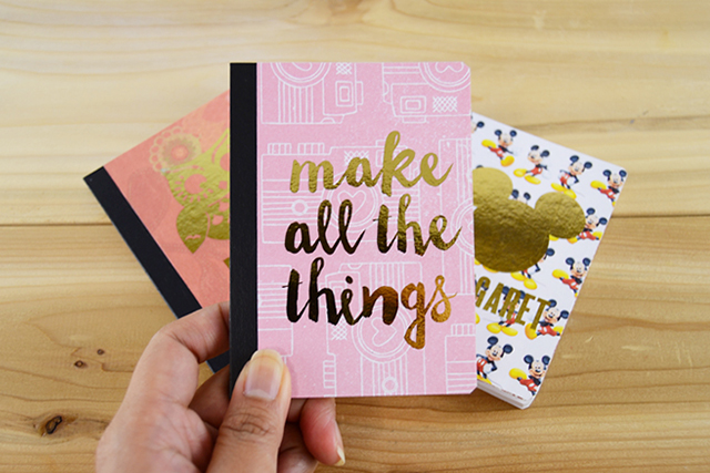 Add some fun and excitement back into your school, work and office routine with our fun and exciting designs for custom notebooks. Whether you want to create your own or try something new, you can find everything you need with a simple click on the screen.