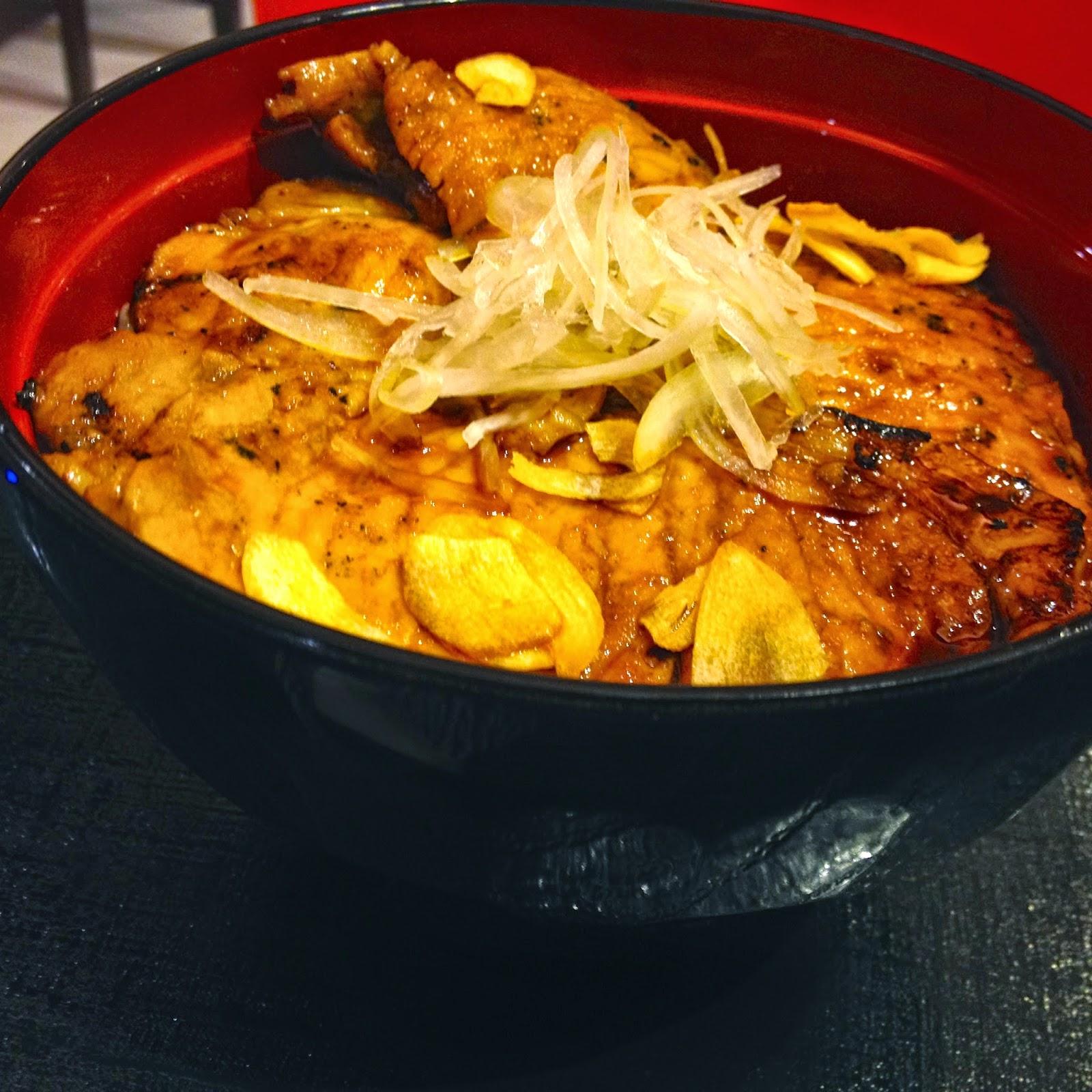 Obihiro Butadon Pork Bowl