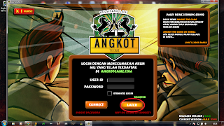 Free Download Angkot The Game