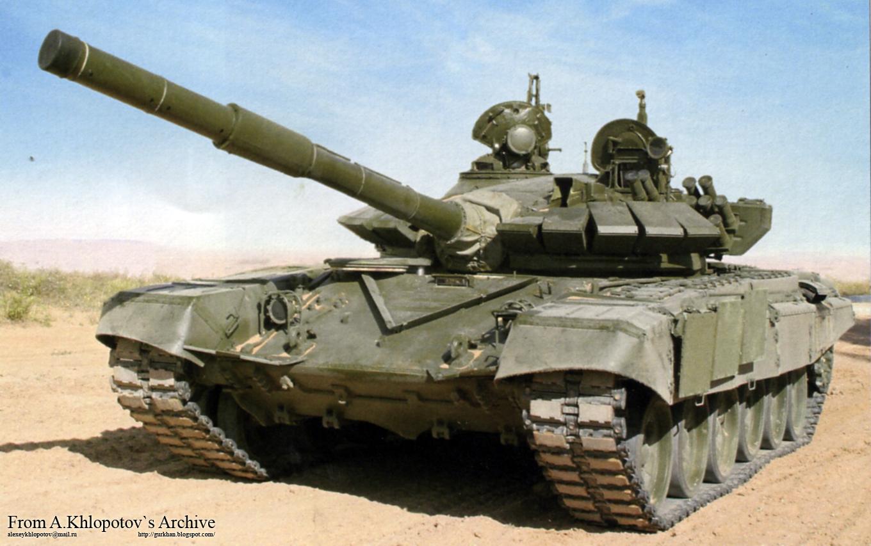 Игровой набор танк с активной броней т-72б 3551п