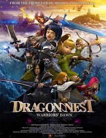 Dragon Nest: Warriors' Dawn (2015) [Vose]
