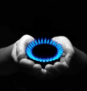El gas natural