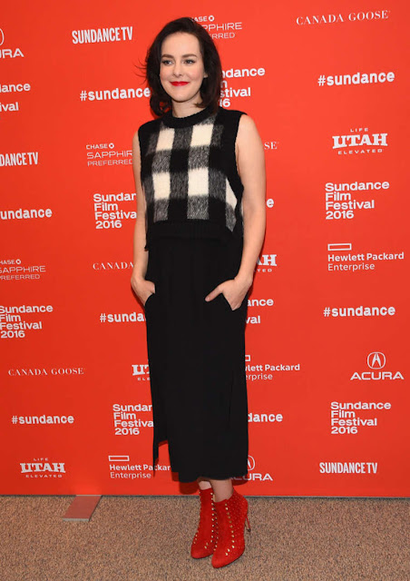 Actress, Musician, @ Jena Malone - 'Lovesong' Premiere at Sundance Film Festival