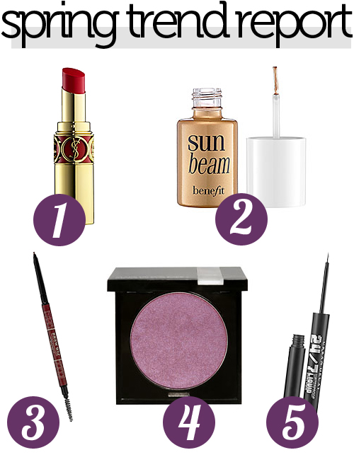 Spring 2012 beauty trends for 85 degrees tanning salon