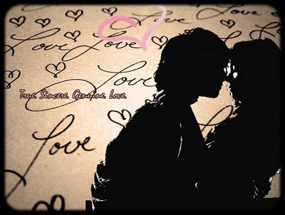 imágenes de besos de enamorados