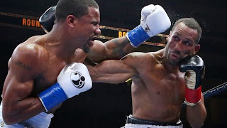James DeGale beats Andre Dirrell on points to make history