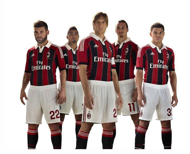 2012 2013 AC Mil  N Oficial   Maglia AC Mil  N 2012 2013   Serie A