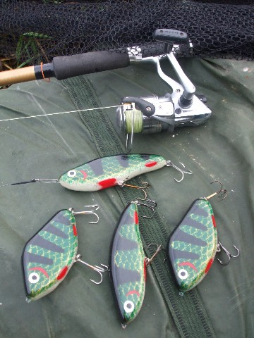 Testing My Homemade Lures How To Make Fishing Lures