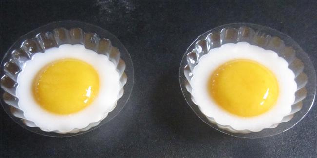 RESEP KUE DAN MASAKAN: Resep Kreasi Puding Bentuk Telur Ceplok