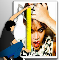 Rihanna Height - How Tall