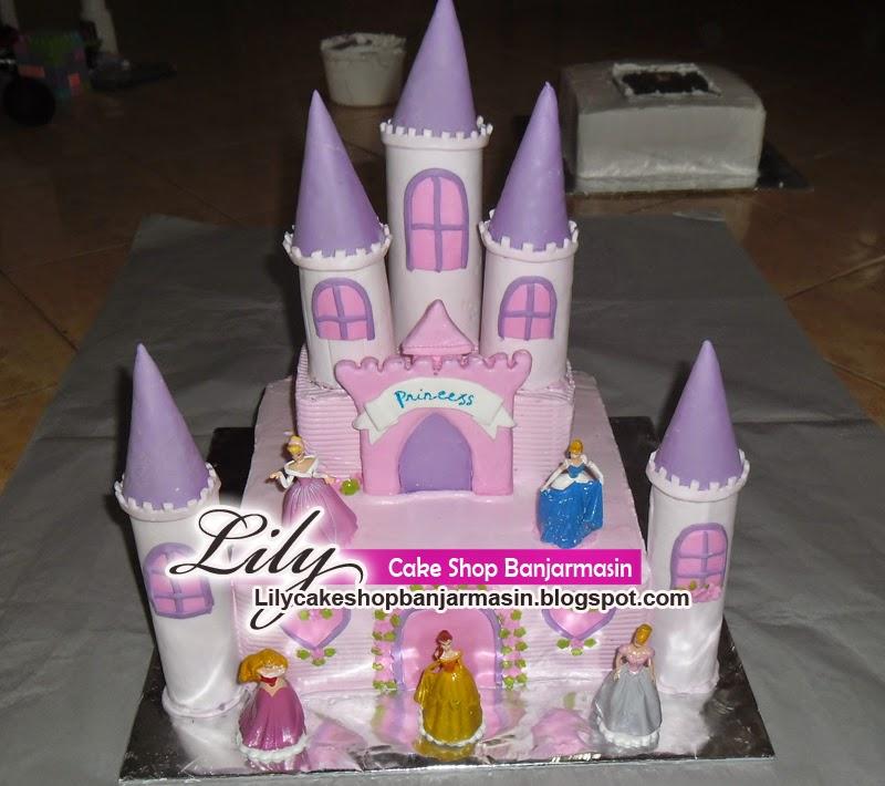KUE ISTANA/PALACE CAKE