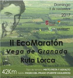 II ECOMARATÓN GARCÍA LORCA
