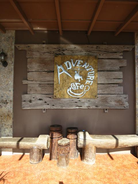 Adventure Cafe, Balamban, Cebu