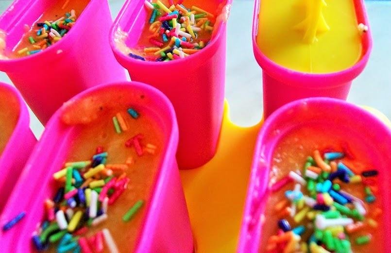 Owocowe lody w 3 minuty!