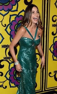 Sofia Vergara - HBO's Annual Emmy Awards 2012 Sexy Modern Family