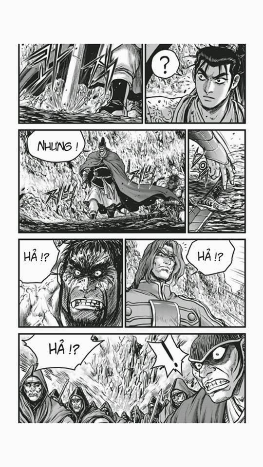 Hiệp Khách Giang Hồ chap 451 Trang 4