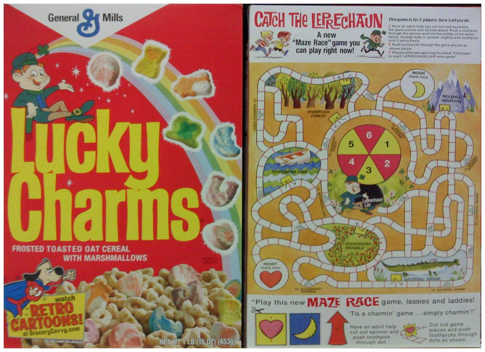 lucky charms game
