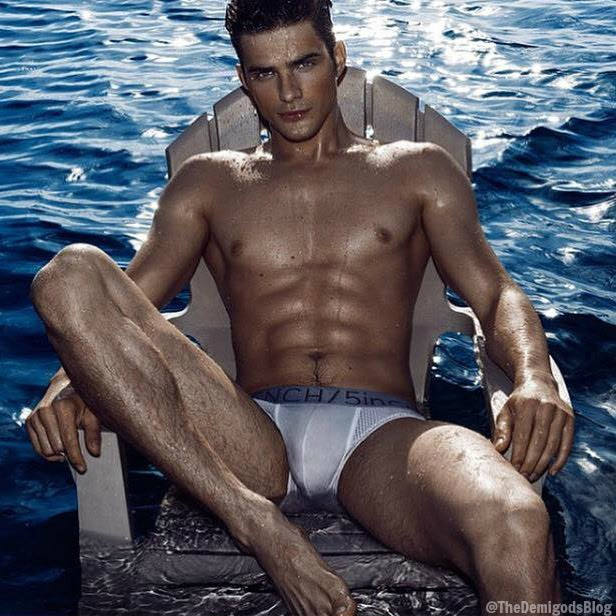 Daniel cosgrove nude Nude Photos