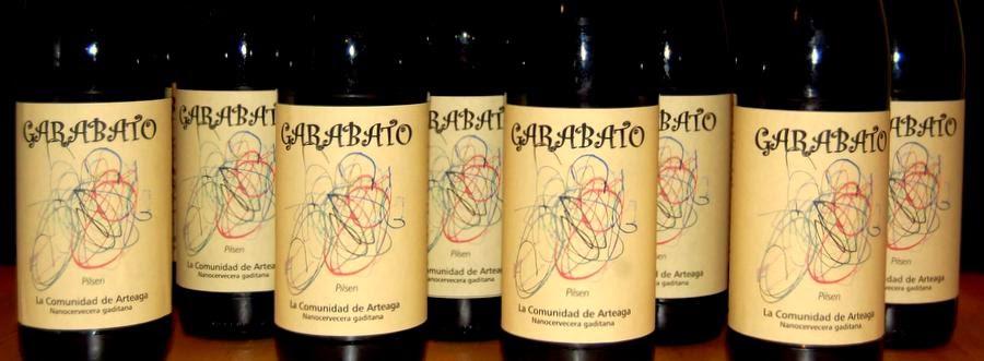 La Comunidad de Arteaga - Cerveza de patinillo