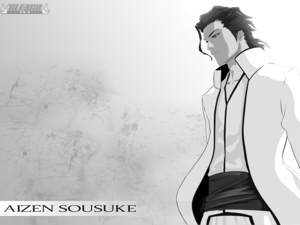 the memoirs of a bleach zealot  sephiroth vs  aizen sousuke  the great evils