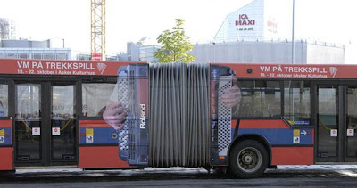 25 Creative and Clever Bus Advertisements - Part: 4 (30) 13