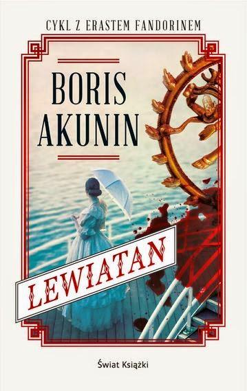"""Lewiatan"" Boris Akunin - recenzja"