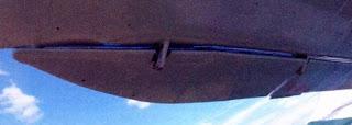 Элерон на верхнем крыле И 153