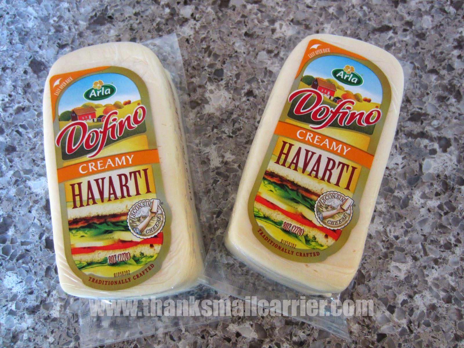 Arla Dofino Havarti cheese