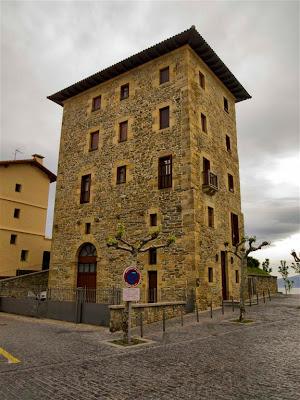 Torre de Aldamar de Getaria